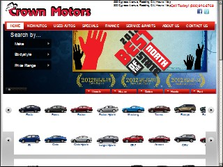 Crown Motors Redding >> Crown Motors 555 Cypress Ave Redding Shasta California