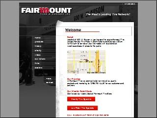 Fairmount Tire Rubber Co 618 E 61st St Los Angeles Los Angeles